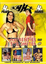 Apprenties sodomites (4 films)