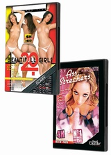 2 films : Ass strecher + Beautifuls girls n�20