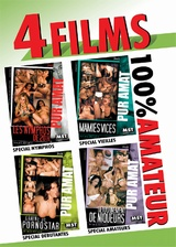 Pack 4 films MST amateur n�3
