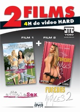 2 films : The simple sex + Fureurs anales n�2