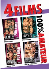 Pack 4 films MST amateur n�5