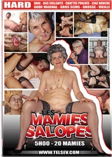 Les mamies salopes