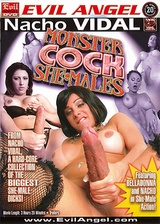 Monster cock she males