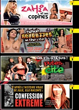 4 films sp Sexe in the Cit�