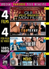4 films sp parodies T�l� r�alit�