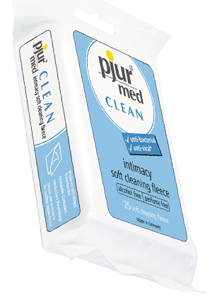 hygiene Lingettes nettoyantes Clean Up