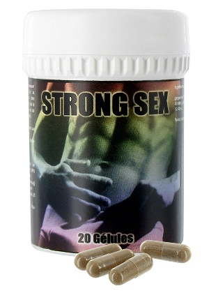 aphrodisiaque Stimulant sexuel Strong Sex