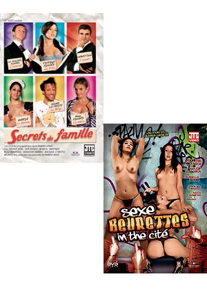 dvd 2 films : Secrets de famille + Sexe beurettes in the...